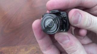 getlinkyoutube.com-Y3000 - The Smallest 720p Camcorder In The World (in 2011)