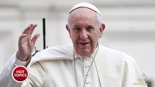 Pope Francis Embracing Gay Catholics? | The View