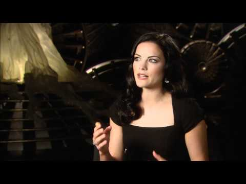 Jaimie Alexander 'Thor' Interview