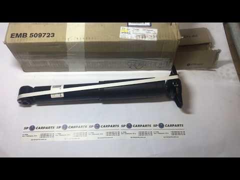 31454489 Амортизатор задний Volvo XC60 видео обзор