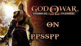 getlinkyoutube.com-LA MEJOR CONFIGURACION PARA PSP EMULADOR  DE GOD of WAR  SIN LAG ! 2016 FULL JUGABILIDAD