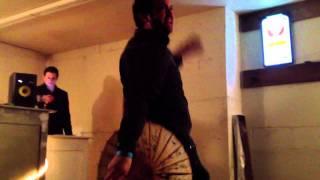 Mason Dances Hard Core You Crazy Mother Fucker