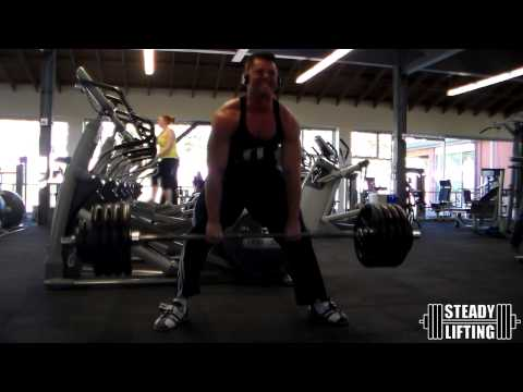 450lb NEW Deadlift Max Effort / NEW Channel Intro Theme