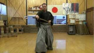 getlinkyoutube.com-制定居合  Iaido 12 katas