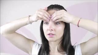 getlinkyoutube.com-Facial Gymnastics - Wrinkled forehead