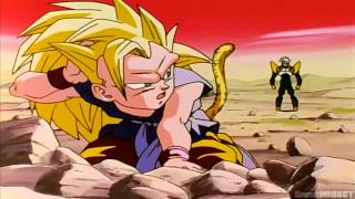 getlinkyoutube.com-DBGT SSJ3 Goku vs Super Baby Vegeta [1080p Full HD]