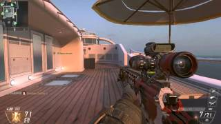 getlinkyoutube.com-Black Ops 2 Hijacked Nice Sniper Kill!