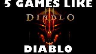 getlinkyoutube.com-Games Like Diablo - Best Hack and Slash Games
