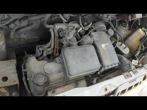ENGINE - Car recycler parts Suzuki Wagon R, 1998 1.3 56kW Gasoline Mechanical Minivan