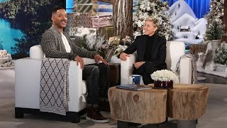 The Touching Connection Between Will Smith's New Film and His Late Father