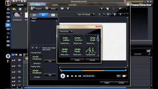 getlinkyoutube.com-Como hace video con fotos y musica CyberLink PowerDirector