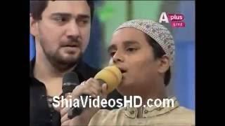 Karam Mangta Hoon By Amjad Sabri Son A plus & Atv 25 June 2016