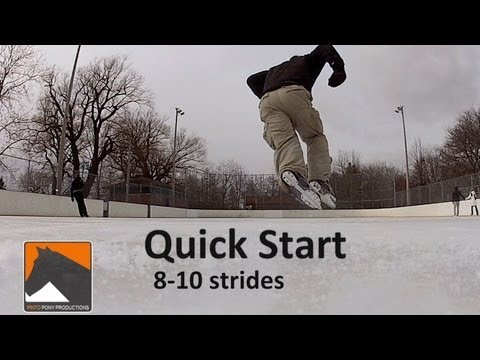 Ice Skating Drills for Inline Skating Skills