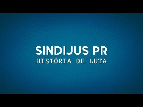 Sindijus-PR - História de Luta!