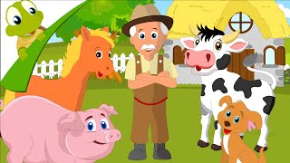 getlinkyoutube.com-Old mac donald had a farm and other nursery rhymes