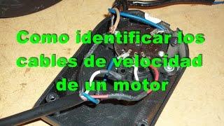 getlinkyoutube.com-Como identificar los cables de velocidades de un ventilador