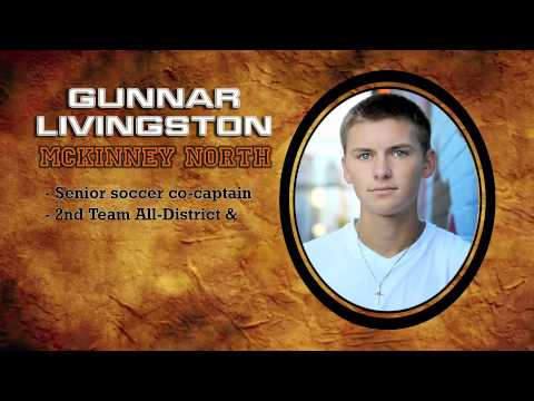 Scholar Athlete of the Week -- Gunnar Livingston
