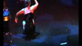 getlinkyoutube.com-The Tassel Club Miss Delilah Contortion Act