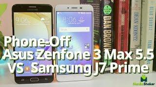 getlinkyoutube.com-Samsung Galaxy J7 Prime vs ASUS ZenFone 3 Max 5.5 Review + Camera Comparison