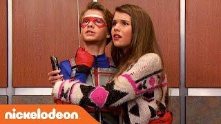 getlinkyoutube.com-Henry Danger   Elevator Kiss   Nick