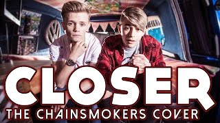getlinkyoutube.com-The Chainsmokers - Closer ft  Halsey (Bars and Melody Cover)