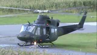 getlinkyoutube.com-Bell CH-146 Griffon (Bell 412EP) Landing Exercises CSU3