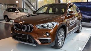 getlinkyoutube.com-2016 BMW X1 xDrive20d xLine | -[BMW.view]-