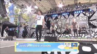 getlinkyoutube.com-One Direction Full Concert + Interview On GMA 2015