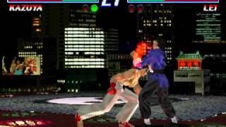 getlinkyoutube.com-PSX Longplay [051] Tekken 2