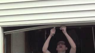 getlinkyoutube.com-Replacing garage door trim