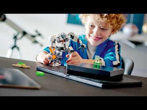 LEGO Creator 3 in1 Space Mining Mech 31115
