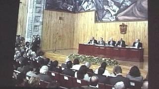 getlinkyoutube.com-Gabriel Garcia Marquez,Carlos Fuentes y Jose Saramago 22-03-2004