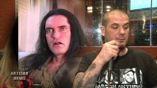 getlinkyoutube.com-PANTERA, BLACK VEIL BRIDES REMEMBER PETE STEELE OF TYPE O NEGATIVE ON DEATH ANNIVERSARY