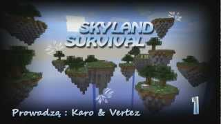 getlinkyoutube.com-Skyland Survival #1 - Karo&Vertez