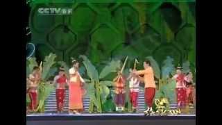 getlinkyoutube.com-ເພງລາວ Lao music show in China - ສຽງແຄນລາວ Sieng Khaen Lao