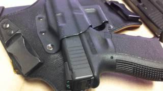 getlinkyoutube.com-Concealed carry, My new EDC Glock 19.