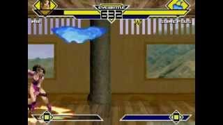 getlinkyoutube.com-Jugando MUGEN   Ninja Girl Mai Shiranui vs Slime +