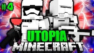 getlinkyoutube.com-ANGRIFF des IMPERIUMS?! - Minecraft Utopia #004 [Deutsch/HD]