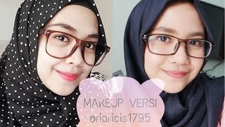 getlinkyoutube.com-Makeup Untuk Si Kacamata ala @riaricis1795 | Makeup Tutorial