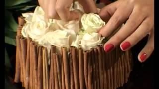 Ботаника. Цветочный торт