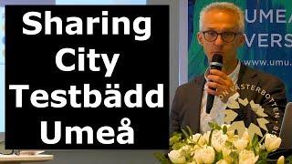 SIN18 - Sharing City Umeå – en plattform för innovativa delningslösningar i Umeå