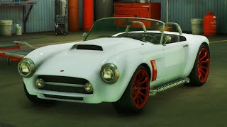 "getlinkyoutube.com-GTA 5 Online - NEW ""Declasse Mamba"" DLC Car & Customization Guide! (GTA 5 Executive Update)"