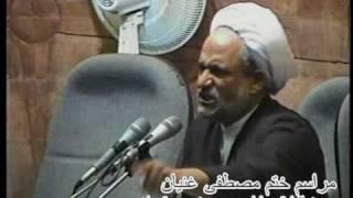 getlinkyoutube.com-تکبیر اعتراض آمیز در حضور پسر خامنهای