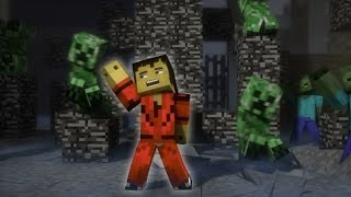 "getlinkyoutube.com-♫ ""Creeper"" - A Minecraft Parody of Michael Jackson's Thriller (Music Video)"