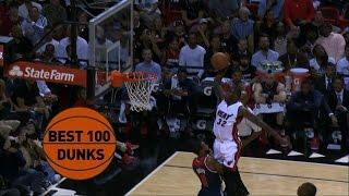 getlinkyoutube.com-Best 100 Dunks: 2015 NBA Season