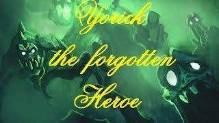 getlinkyoutube.com-Yorick The forgotten Hero Gameplay edit.