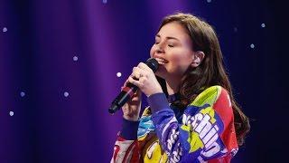 getlinkyoutube.com-Wauw! Lauren krijgt gewoon een staande ovatie! | K3 Zoekt K3 | VTM