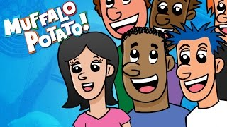 getlinkyoutube.com-How to Draw THE 15 SECOND FACE with Muffalo Potato