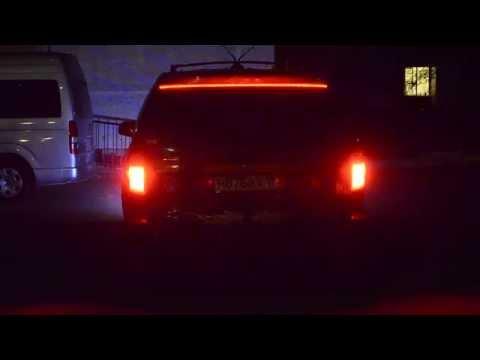 Светодиодные поворотники с стоп-сигнал Dodge Caravan
