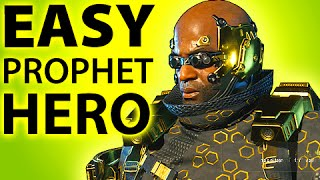 getlinkyoutube.com-BLACK OPS 3 - HOW TO GET GOLD PROPHET HERO GEAR